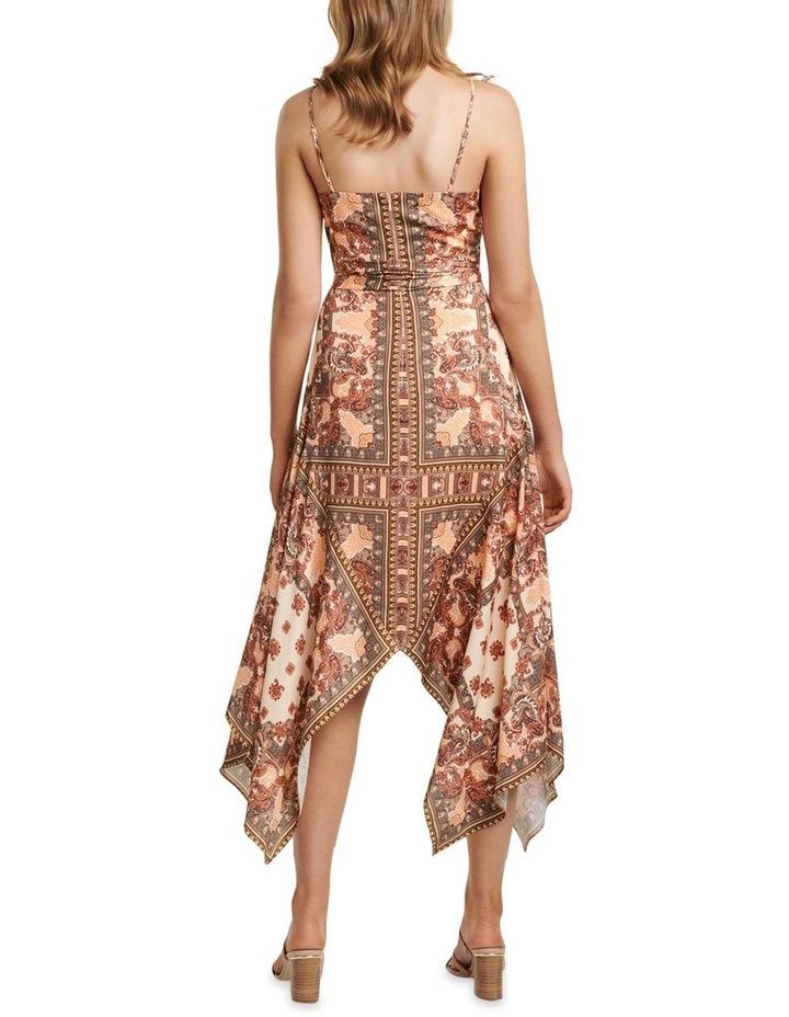 Renata Wrap Hanky Hem Dress image 4