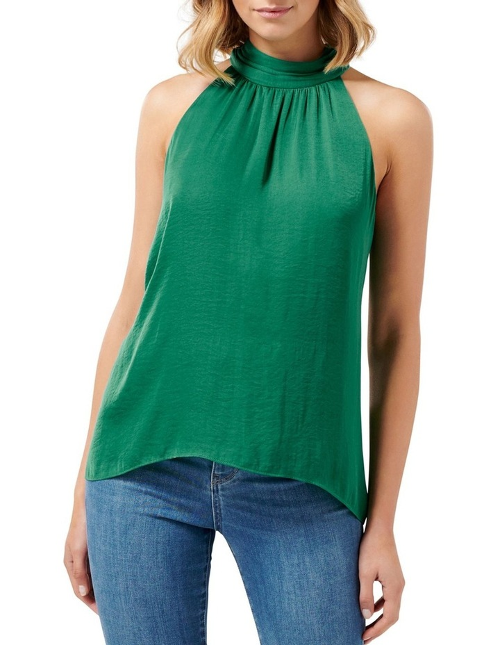 Cleo Ruched Neck Cami image 1