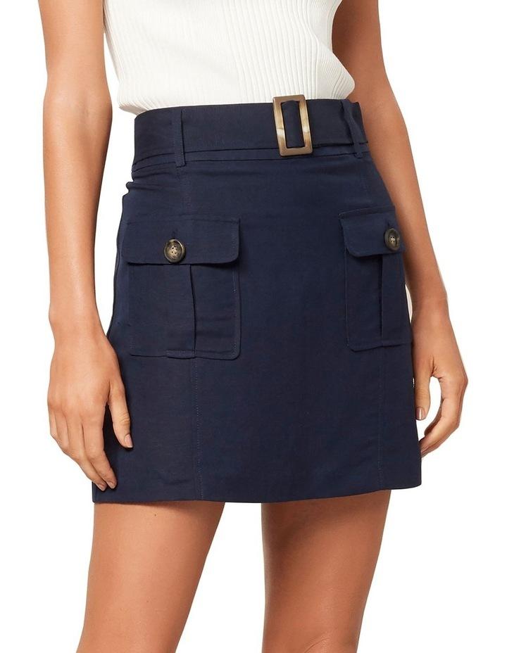 Sasha Utility Mini Skirt image 1