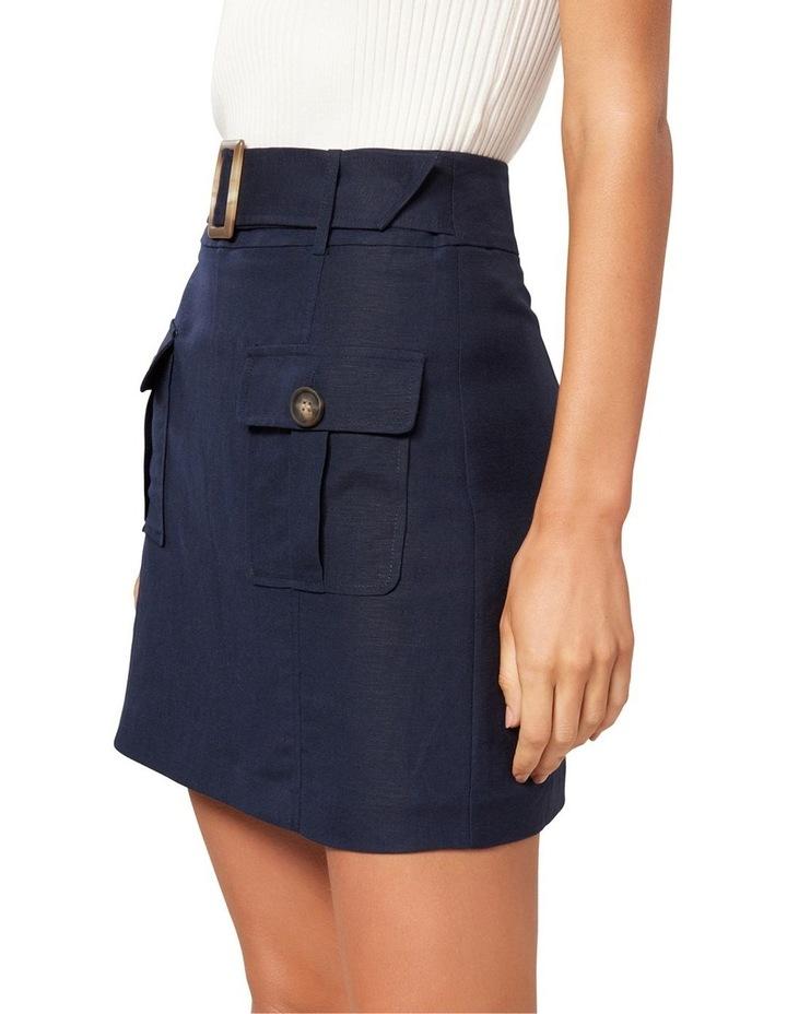 Sasha Utility Mini Skirt image 2