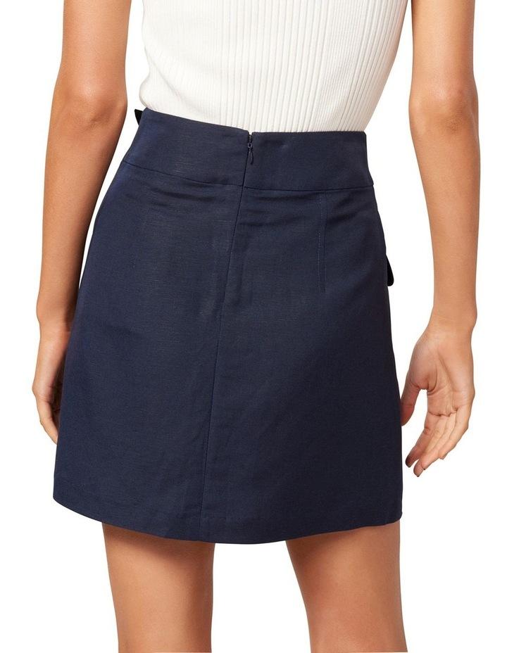 Sasha Utility Mini Skirt image 3