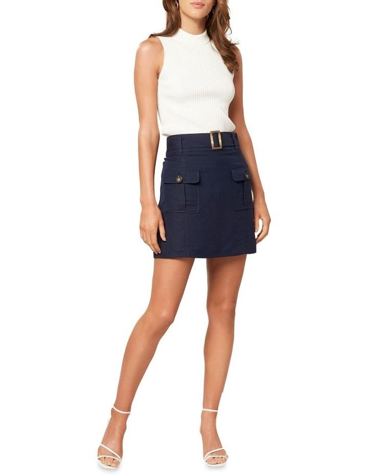 Sasha Utility Mini Skirt image 4