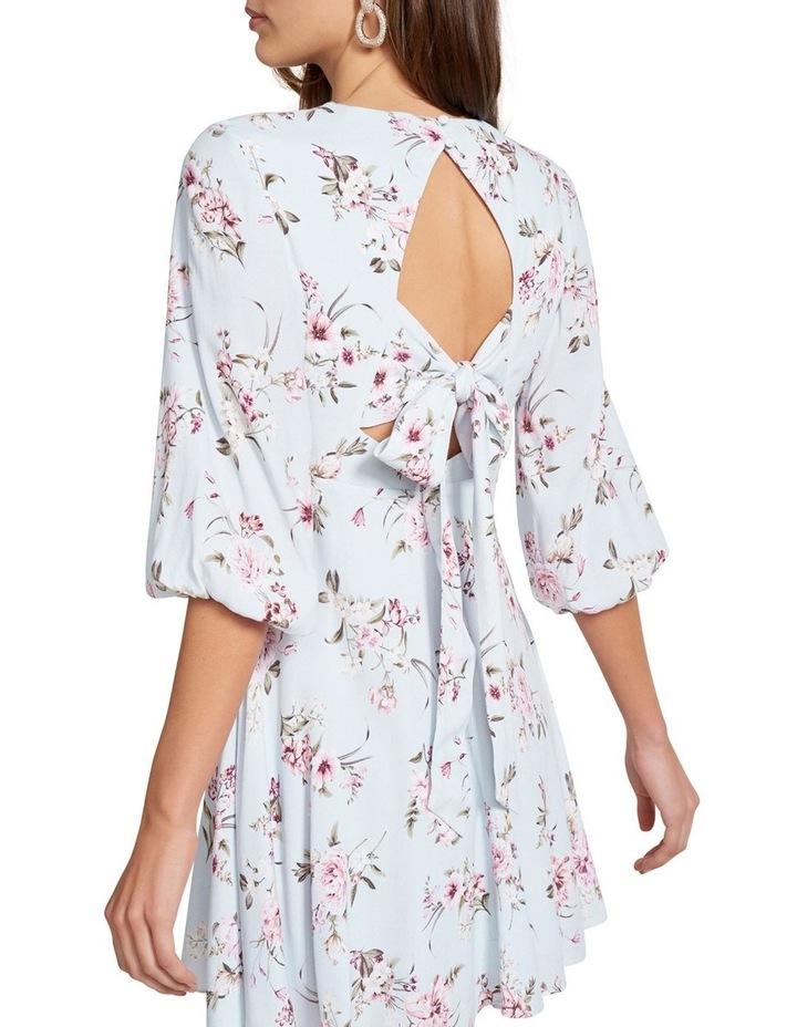 Aubrey Petite Open Back Dress image 2