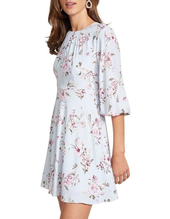Aubrey Petite Open Back Dress image 3