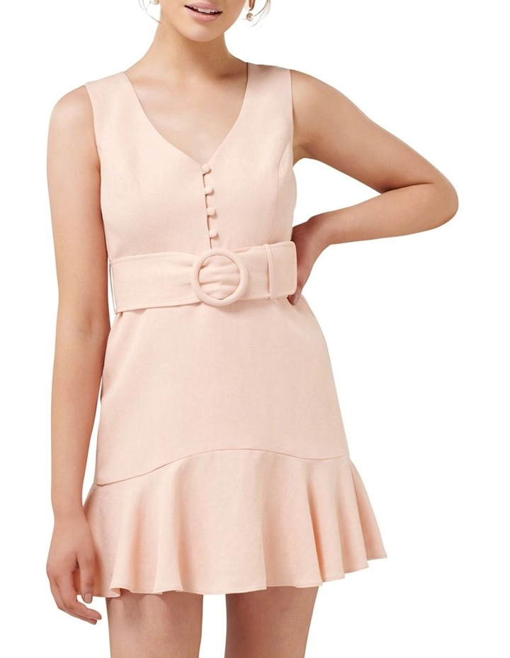 Pauline Petite Flippy Hem Dress image 1