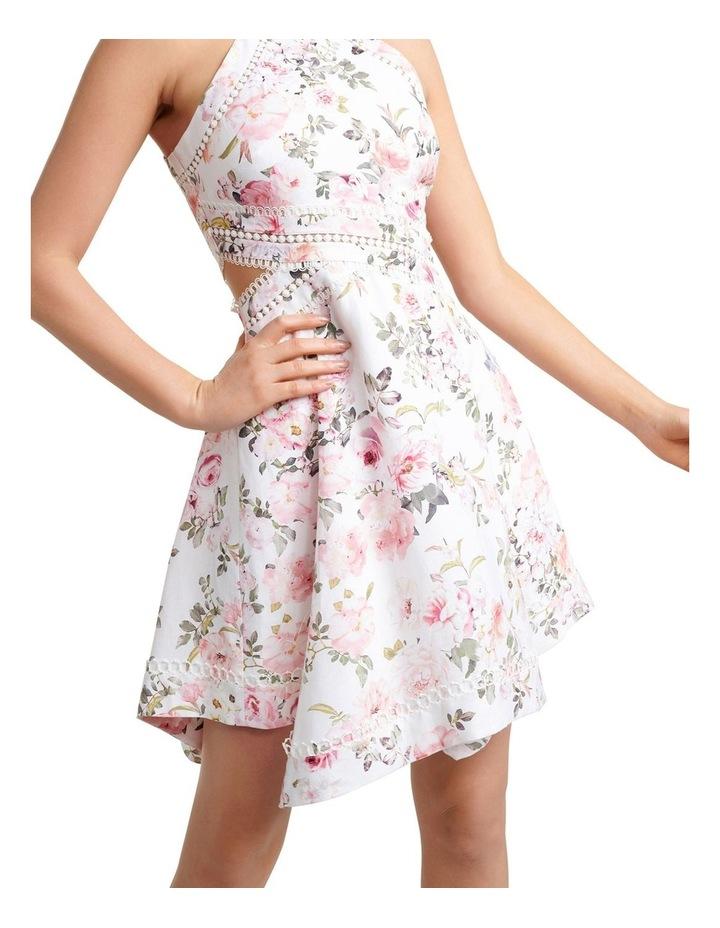 Halli Lace Trim Hanky Hem Dress image 2