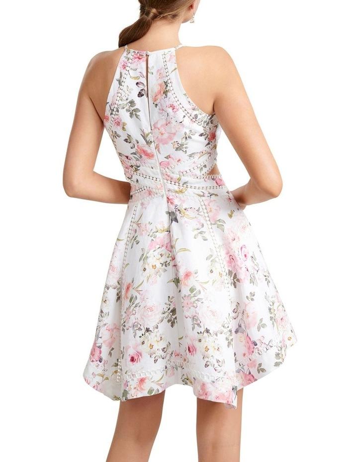 Halli Lace Trim Hanky Hem Dress image 4