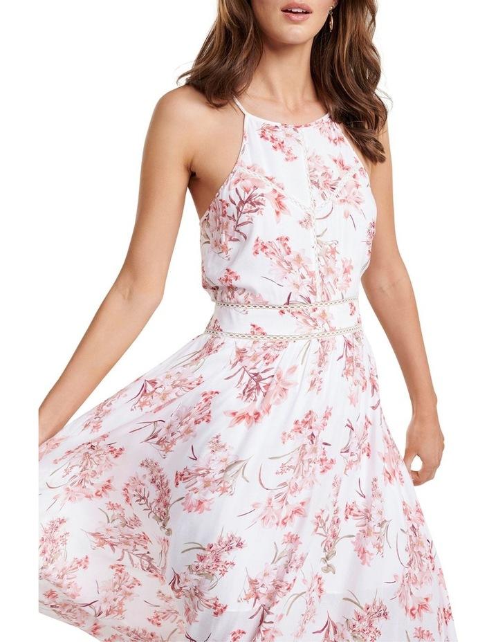 Evelyn Spliced Trim Maxi Dress image 2