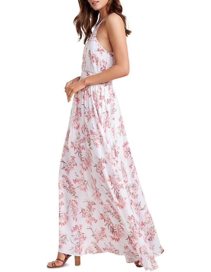 Evelyn Spliced Trim Maxi Dress image 3