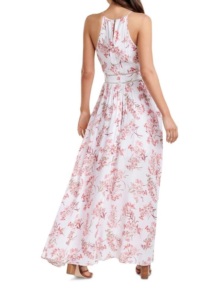 Evelyn Spliced Trim Maxi Dress image 4