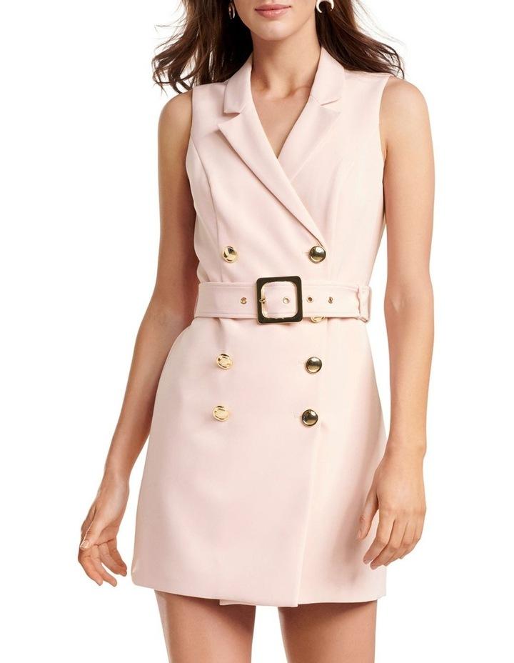 Clarice Sleeveless Blazer Dress image 1