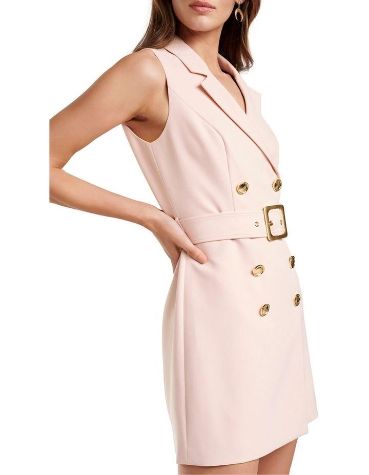 Clarice Sleeveless Blazer Dress image 2