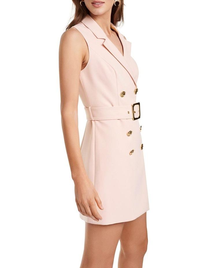Clarice Sleeveless Blazer Dress image 3