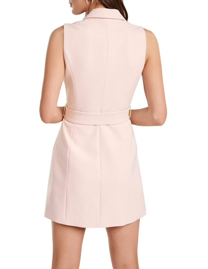 Clarice Sleeveless Blazer Dress image 4