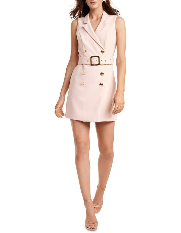 Clarice Sleeveless Blazer Dress image 5