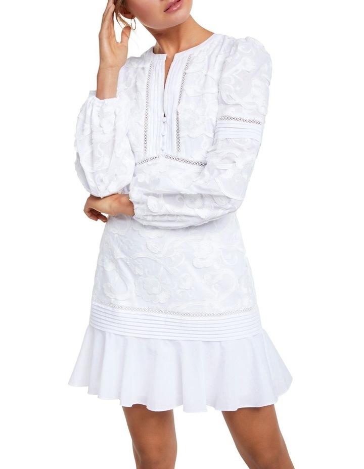 Bonnie Balloon Sleeve Cotton Dress image 2