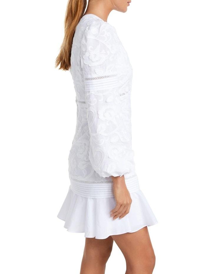 Bonnie Balloon Sleeve Cotton Dress image 3