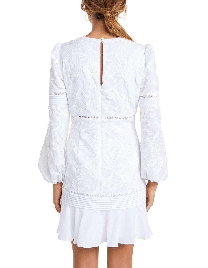 Bonnie Balloon Sleeve Cotton Dress image 4