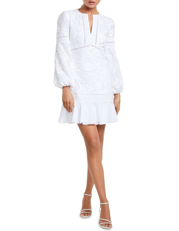 Bonnie Balloon Sleeve Cotton Dress image 5