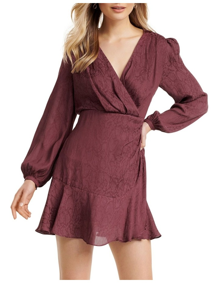Davina Rouched Mini Dress image 1