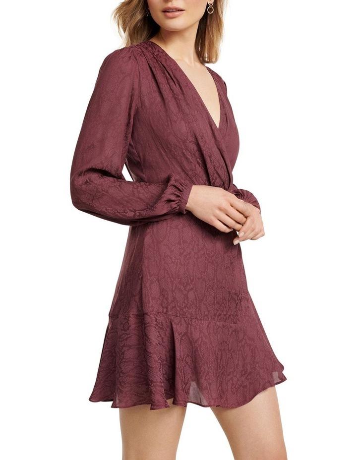 Davina Rouched Mini Dress image 3