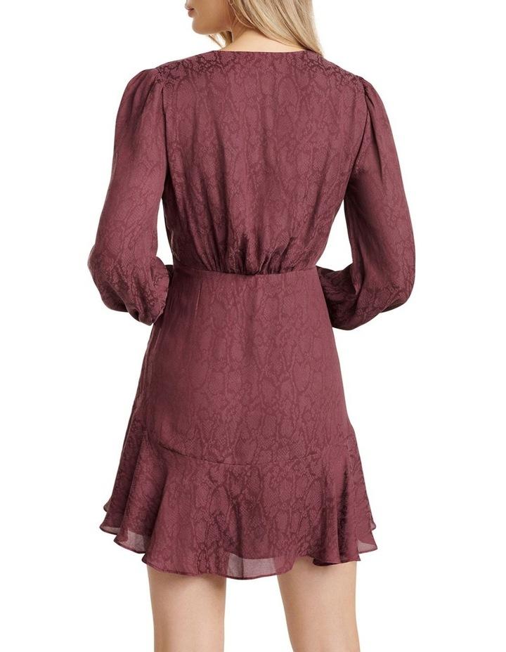Davina Rouched Mini Dress image 4