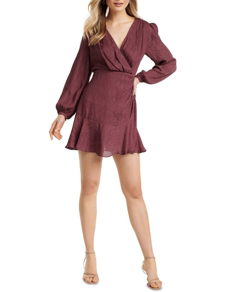 Davina Rouched Mini Dress image 5