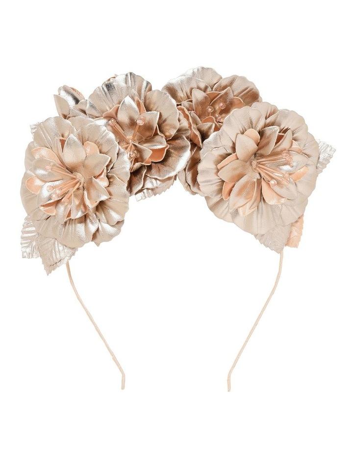 Penelope Pu Flower Bud Crown image 1