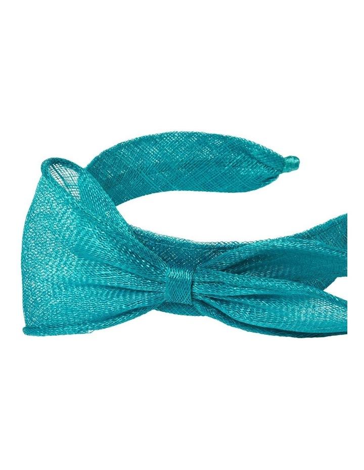 Pippa Asym Bow Headband image 2