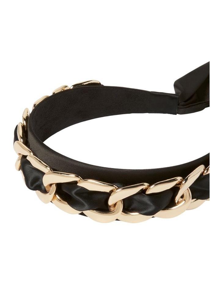 Chloe Chain Scarf Headband image 2