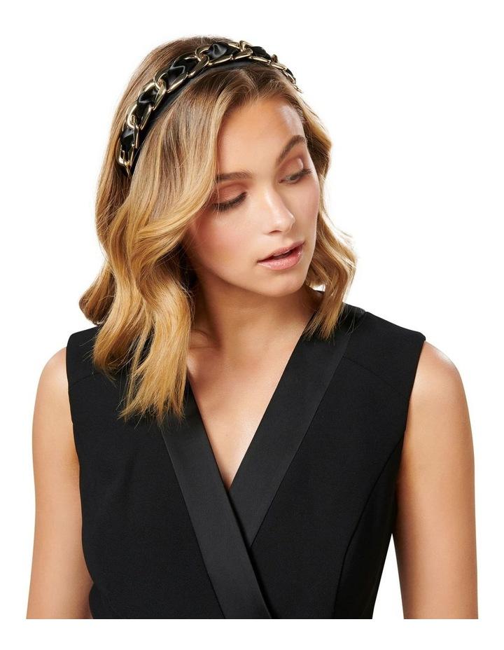 Chloe Chain Scarf Headband image 3