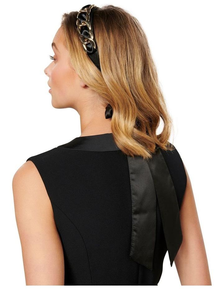 Chloe Chain Scarf Headband image 4
