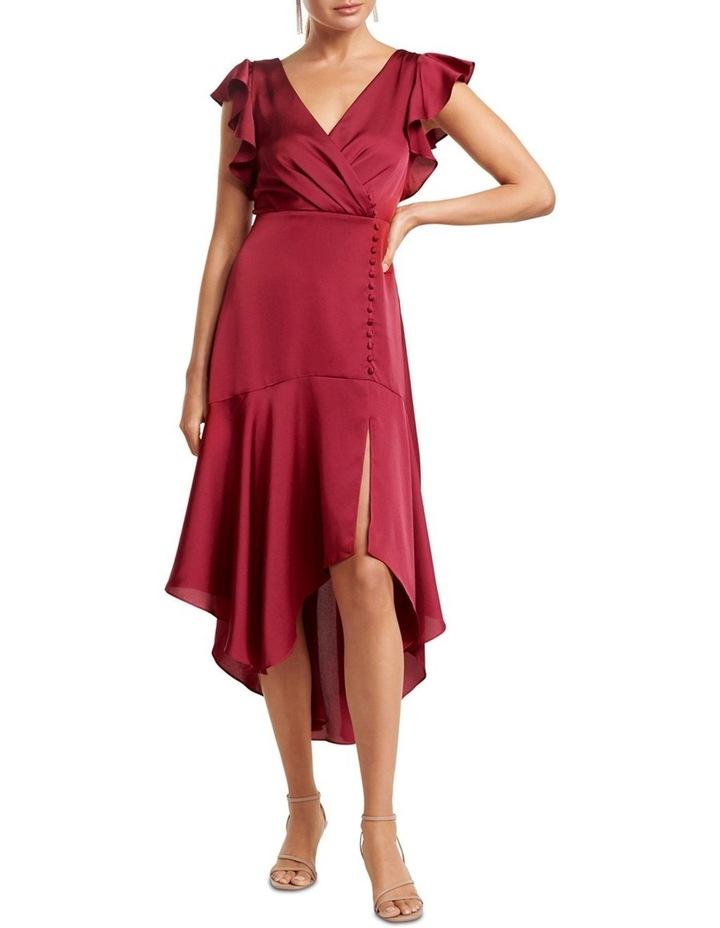 Carina Petite Satin Dress image 1