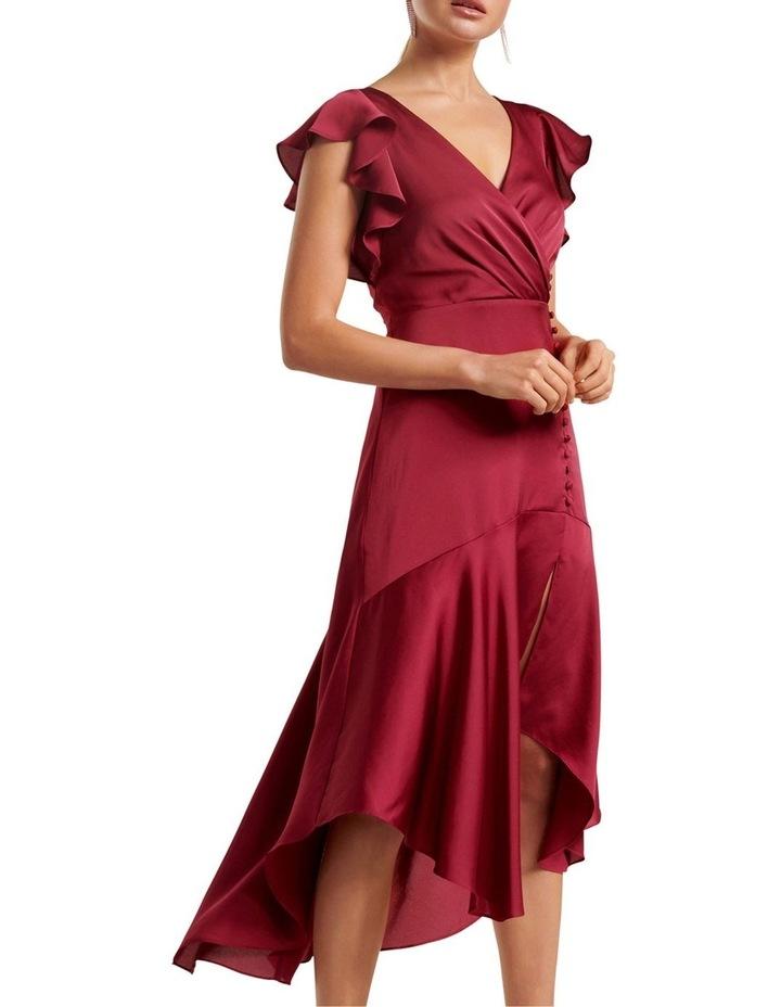 Carina Petite Satin Dress image 2