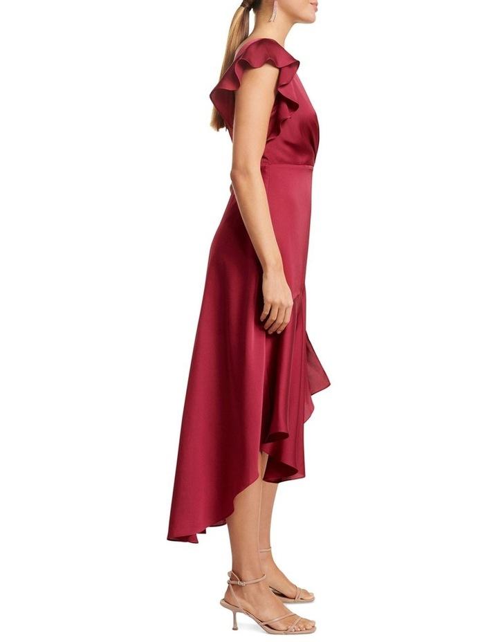 Carina Petite Satin Dress image 3