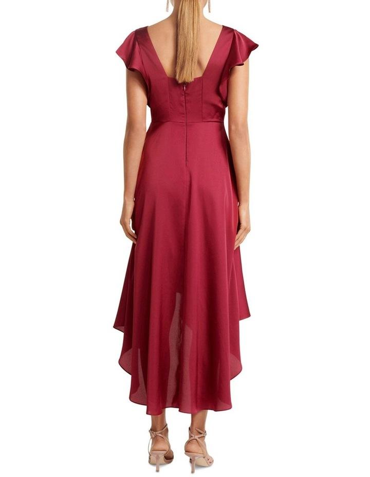 Carina Petite Satin Dress image 4