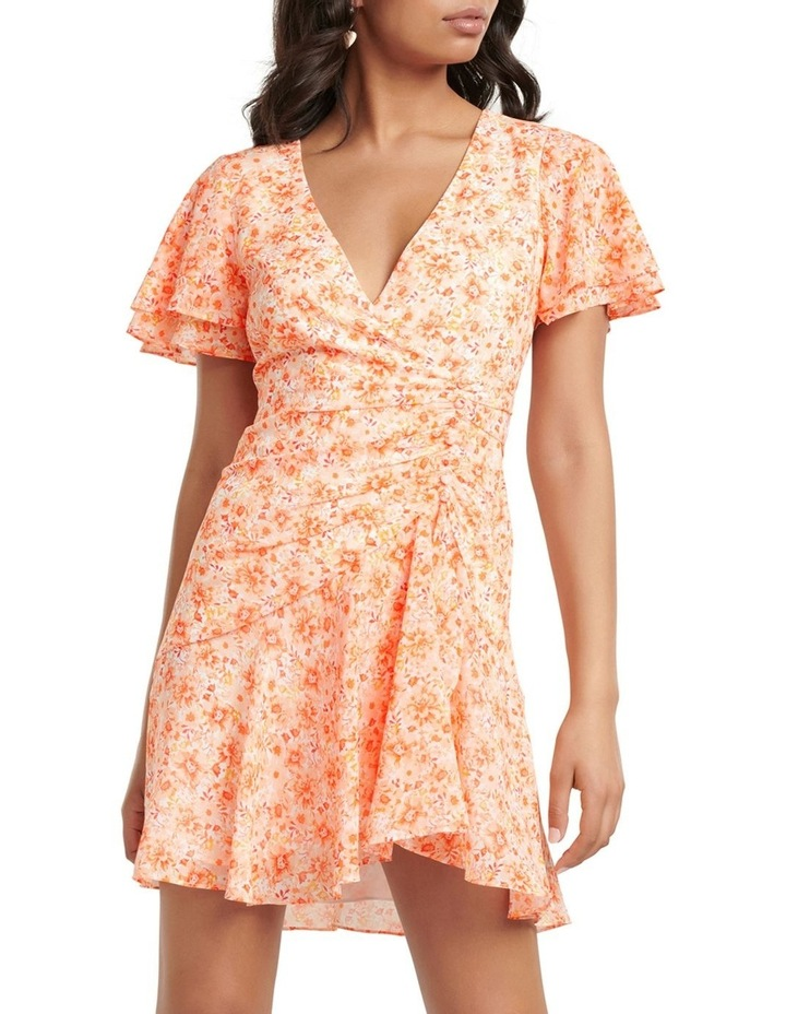 Joanna Ruched Mini Dress image 1