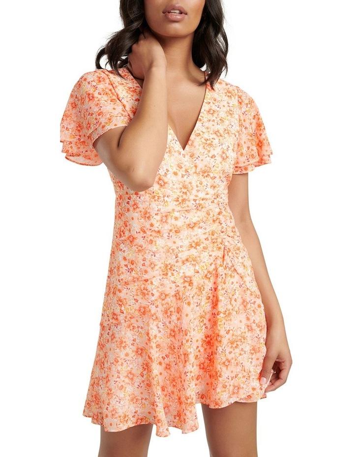 Joanna Ruched Mini Dress image 2