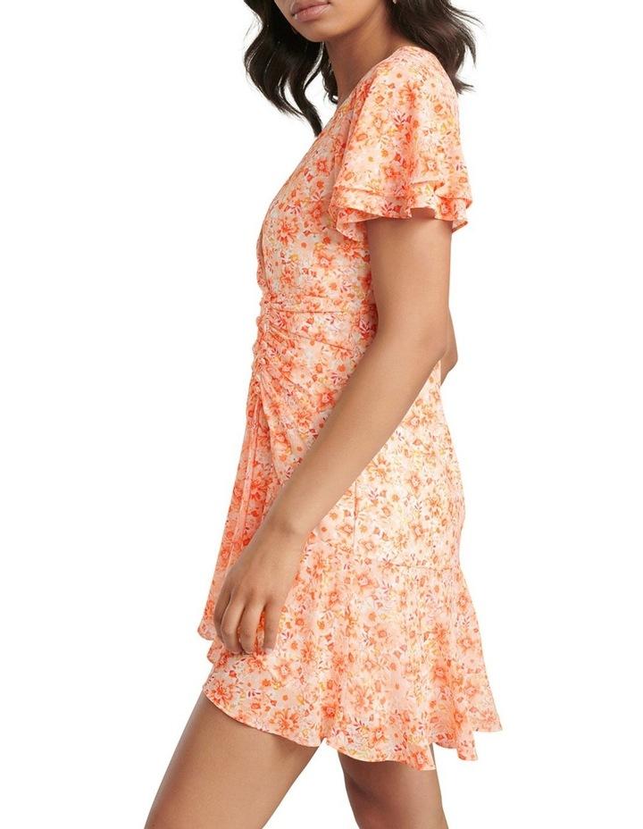 Joanna Ruched Mini Dress image 3