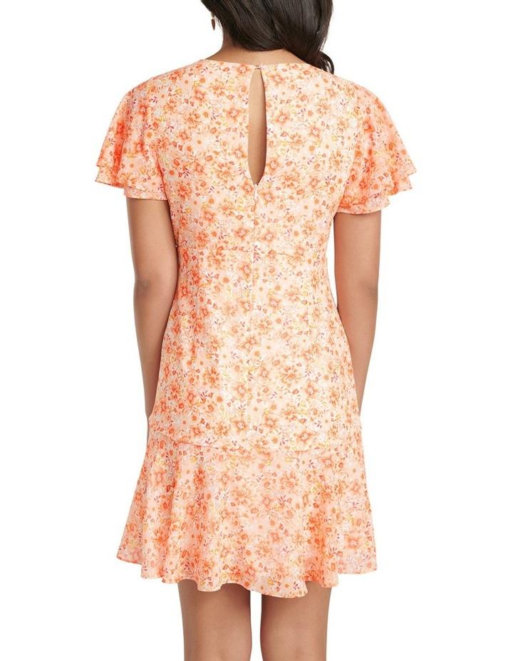 Joanna Ruched Mini Dress image 4
