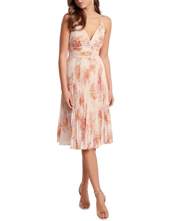 Marley Pleated Midi Dress image 1