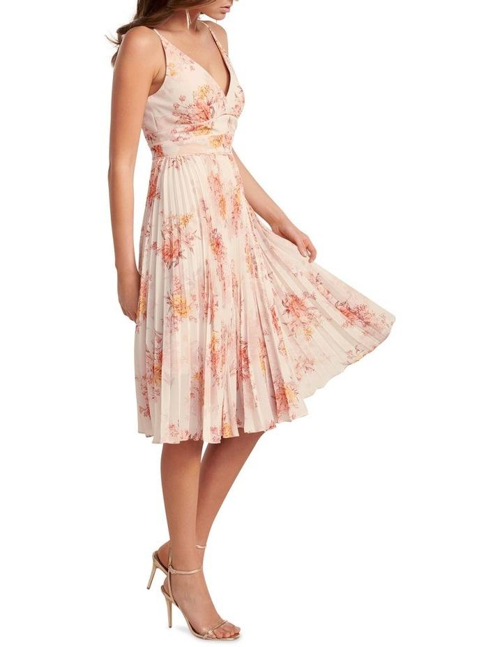 Marley Pleated Midi Dress image 3