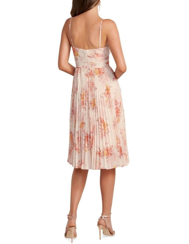 Marley Pleated Midi Dress image 4