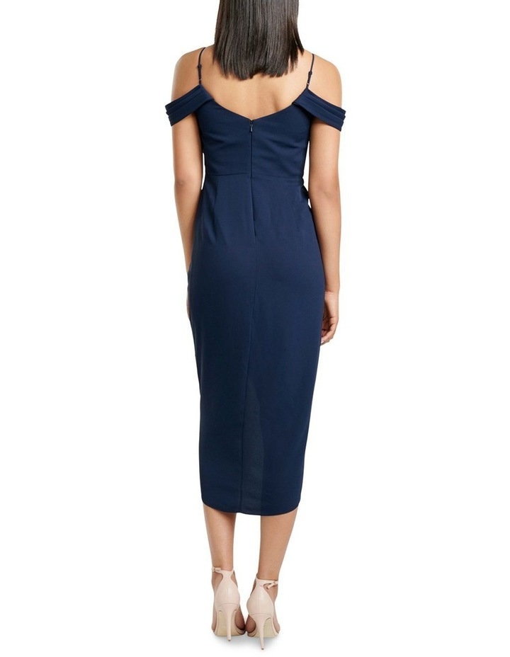 Hadley Waterfall Midi Dress image 4