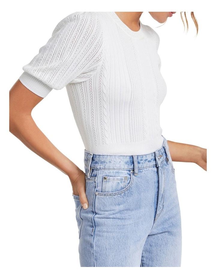 Gigi Short Sleeve Knit Tee image 2