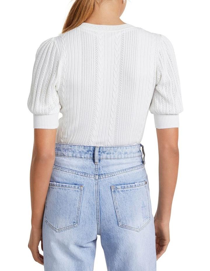 Gigi Short Sleeve Knit Tee image 3