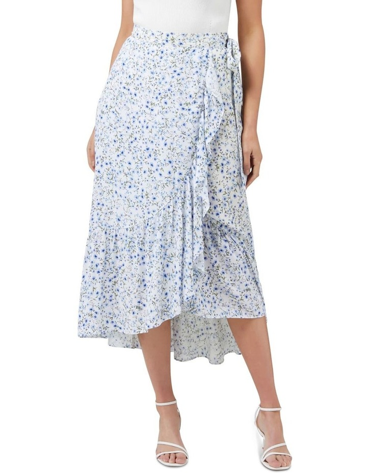 Connie Frill Wrap Skirt image 1
