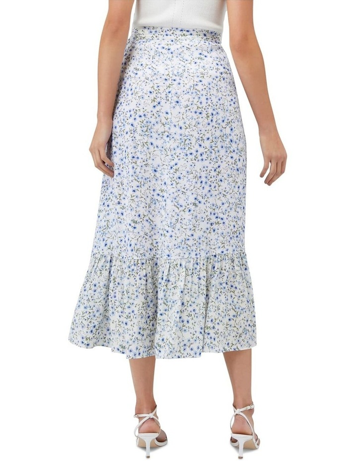 Connie Frill Wrap Skirt image 3