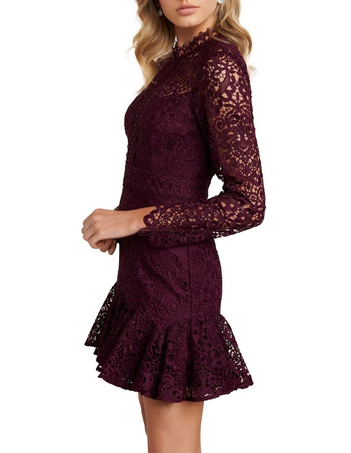 Apple Petite Lace Mini Dress image 3