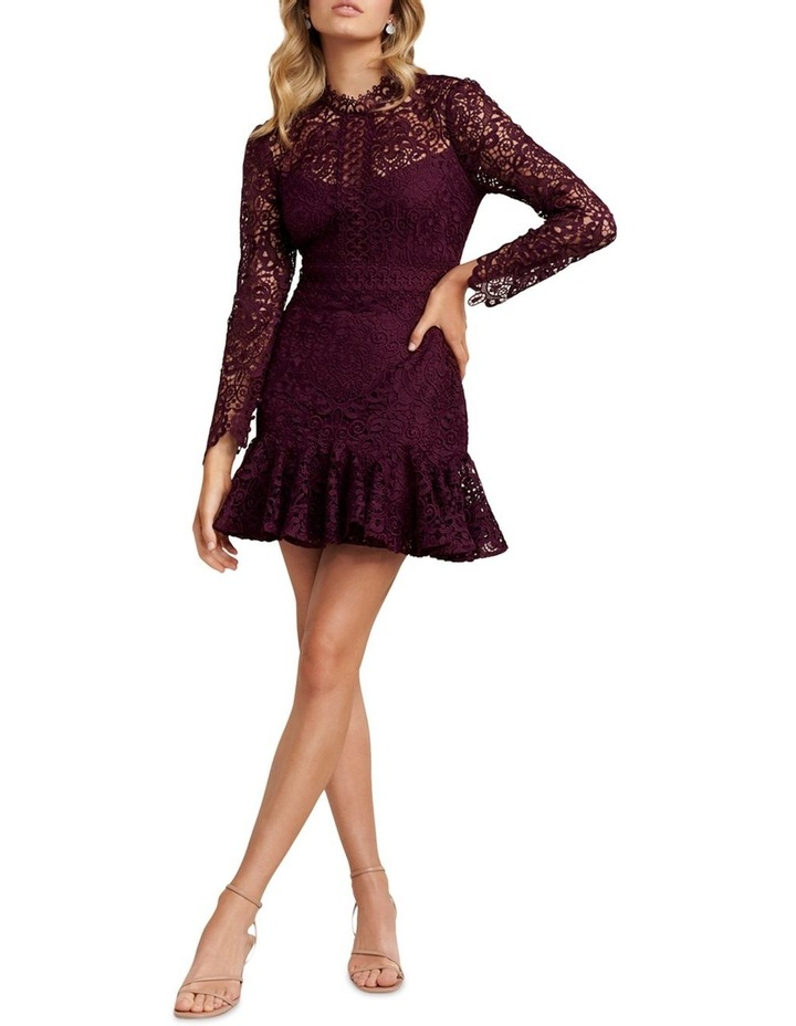 Apple Petite Lace Mini Dress image 5